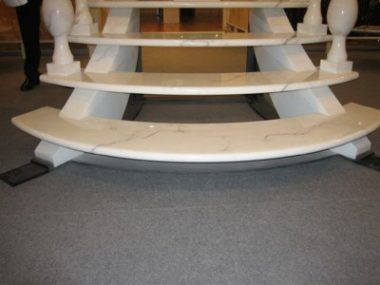 מדרגות פנים סטטואריו