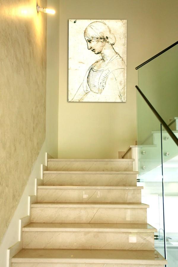 מדרגות לבית פנים סולטן