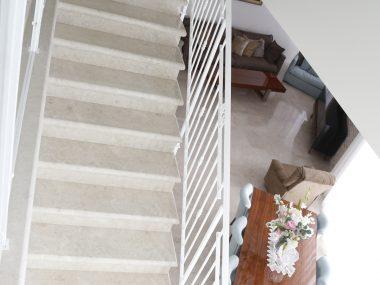 מדרגות דליקטו עיבוד עגול מלא